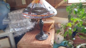 Dragonfly lamp in Yucca Valley, California