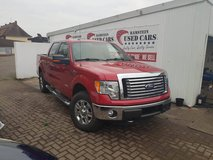 2012 Ford F-150 SuperCrew XLT 4WD in Ramstein, Germany