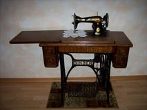Singer Sewing Machine in Spangdahlem, Germany