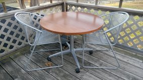 Indoor/outdoor table set. in Kansas City, Missouri