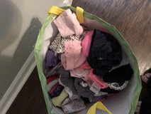 Baby girl newborn clothes lot in Hinesville, Georgia
