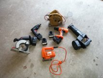 Electric & Cordless Tools in Cherry Point, North Carolina
