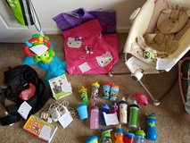 Various infant/toddler items and clothes n jackets in Fort Carson, Colorado