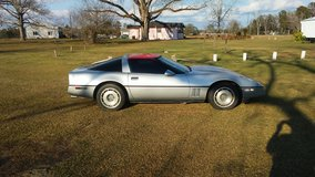 1987 corvette c4 in Valdosta, Georgia