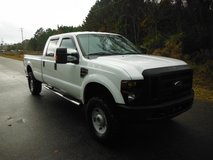 2009 Ford F350 4x4 diesel in Camp Lejeune, North Carolina