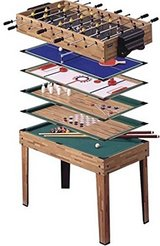 Harvard 7 in 1 game table in Naperville, Illinois