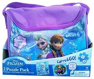Disney Frozen Carry and Go 2 Fashion Bag Puzzle (48-Piece) (New) in Fort Knox, Kentucky