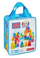 Mega Bloks First Builders 1-2-3 Count 30-Piece (New in Bag) in Fort Knox, Kentucky
