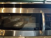 GE Stainless Microwave in Wilmington, North Carolina