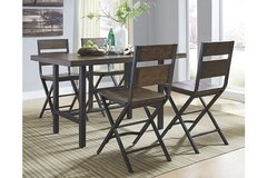 ASHLEY KAVARA 5PC COUNTER TOP DINE SET in Schofield Barracks, Hawaii