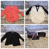 Blouses and make up bags in Colorado Springs, Colorado
