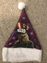 Chew Bacca Star Wars Christmas Hat (New) in Fort Knox, Kentucky