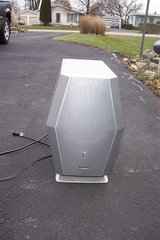 Panasonic # sb-wa920 active subwoofer in Oswego, Illinois