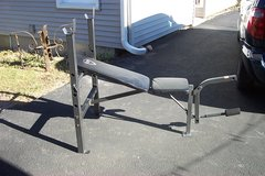 CAP STENGTH WEIGHT LIFT BENCH in Naperville, Illinois