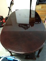 Dinning room table in MacDill AFB, FL