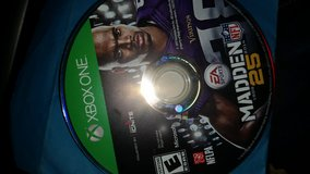 Xbox One Madden 25 in Perry, Georgia
