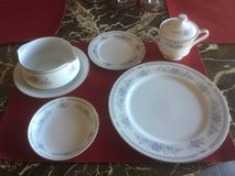 "5 pc Fine China of Japan Porcelain in the ""Christine"" Pattern in Yucca Valley, California"