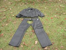 motorcycle jacket & chaps in Beaufort, South Carolina