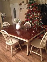 Gorgeous Farmhouse dining Table in Kingwood, Texas