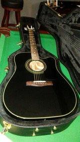 Fender Acoustic/Electric Guitar in Clarksville, Tennessee