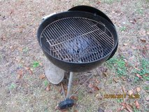 Weber Charcoal Grill in Camp Lejeune, North Carolina