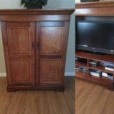 Riverside Furniture Entertainment Cabinet in Lawton, Oklahoma