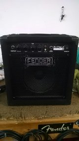 Fender Bass Amp Rumble 15 in Camp Lejeune, North Carolina