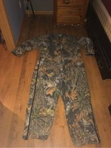 camouflage hunting suit in Fort Leonard Wood, Missouri