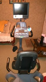 Exercise Bike with TV in Beaufort, South Carolina