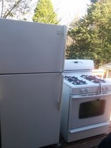 3 piece set gas stove  microwave  dishwasher in Fort Campbell, Kentucky