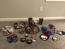 Monster high party decorations in Shorewood, Illinois