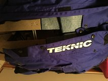 Protective Teknic racing jacket in Bolingbrook, Illinois