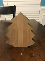 Reduced: Small Christmas Tree Cutting Board in Joliet, Illinois