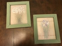 Reduced: 2 Floral Pictures in Bolingbrook, Illinois