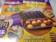 cake pop kit new in Westmont, Illinois