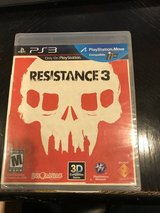 NEW! PS3 Resistance 3 in Alamogordo, New Mexico