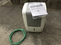 Big Fridgidaire Dehumidifier in Okinawa, Japan