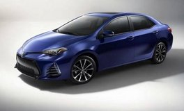 2018 Toyota Corolla's & Camry have arrived! in Grafenwoehr, GE