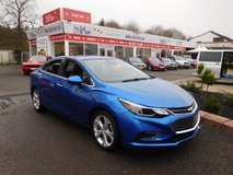 '17 Chevy Cruze Premier Auto in Spangdahlem, Germany