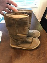 Reduced: Girls Brown Boots in Joliet, Illinois