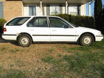 1991 Honda Accord LX Wagon daily driver new parts in Fort Campbell, Kentucky