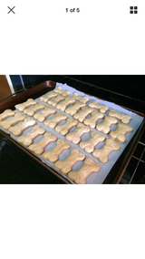 Natural peanut butter chewy Doggie bones homemade! in Lawton, Oklahoma