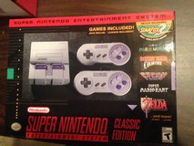 Super Nintendo Classic Brand New in St. Charles, Illinois