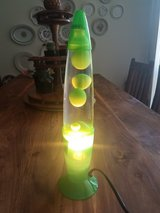 Lava lamp in Beaufort, South Carolina