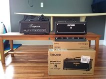 BOSS Katana 100W Head (MINT) - BUGERA G5 INFINIUM Head (MINT) in Camp Lejeune, North Carolina