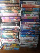 119 VHS MOVIES in Perry, Georgia