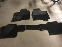 Toyota Sienna all weather floor mats in Glendale Heights, Illinois