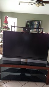 Tv+ table with stand. in Naperville, Illinois