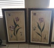 two framed art pieces in Phoenix, Arizona