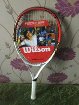 wilson federer pro tennis racket in Lakenheath, UK